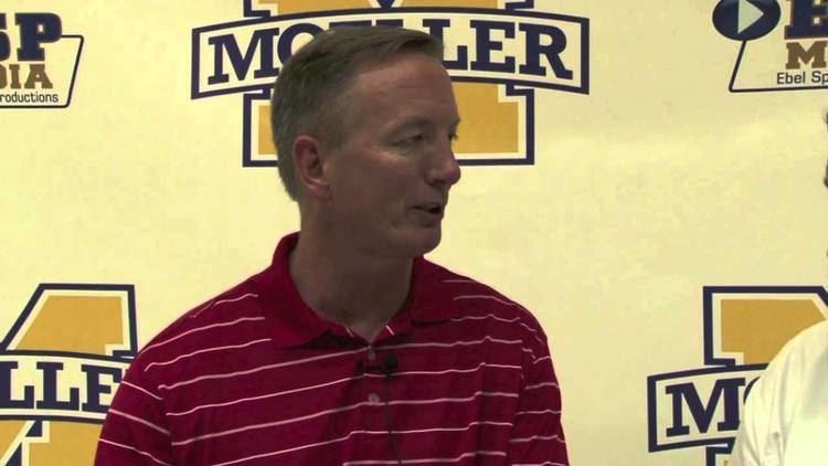 Bob Crable Moeller Football Reunion with Bob Crable YouTube