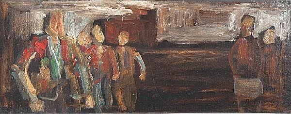 Bob Crossley Bob Crossley Works on Sale at Auction Biography