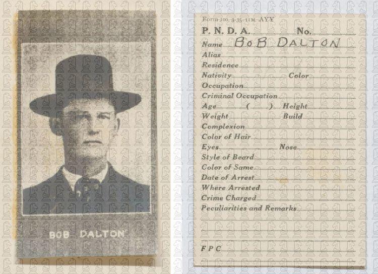 Bob Dalton (outlaw) - Alchetron, The Free Social Encyclopedia