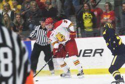 Bob Daniels (ice hockey) Ferris coach Bob Daniels eager to get hockey team back on ice for
