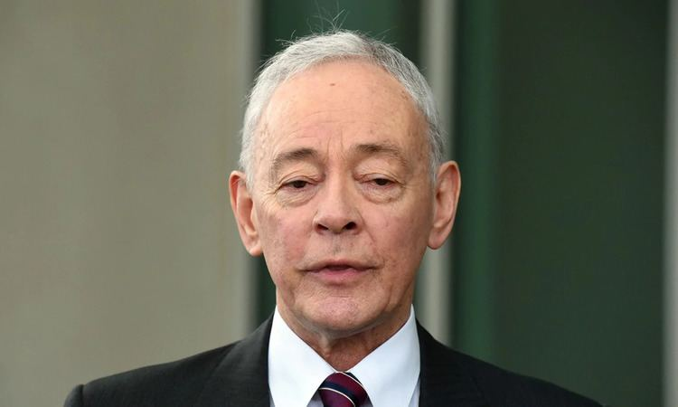 Bob Day Exclusive HomeWorld evicts Senator Bob Day the builder SBS News