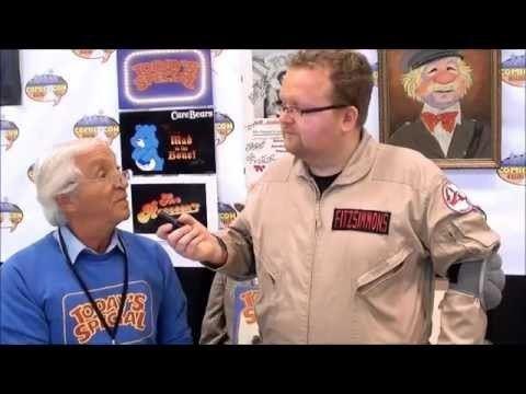 Bob Dermer Interview with voice actor Bob Dermer YouTube