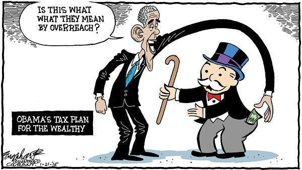 Bob Englehart 01212015 Cartoon by Bob Englehart