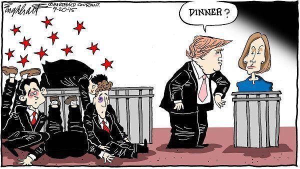 Bob Englehart 09192015 Cartoon by Bob Englehart