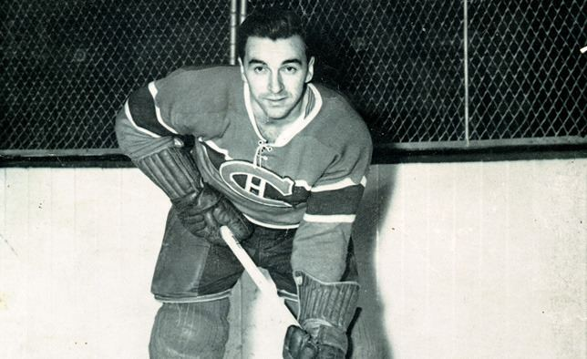 Bob Fillion The Montreal Canadiens mourn the loss of Bob Fillion