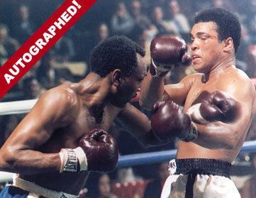 Bob Foster (boxer) Bob Foster Boxing where you get certified autographs