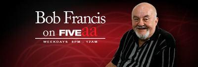 Bob Francis (radio) Bob Francis Unley Libraries Adelaide
