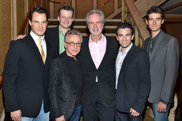 Bob Gaudio Oh What A Night Bob Gaudio and Jersey Boys Join Frankie