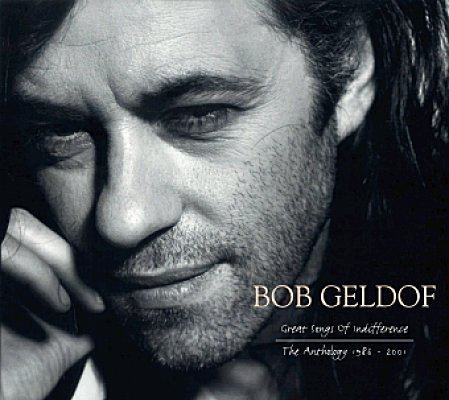 Bob Geldof Efemride del da Robert Frederick Zenon Bob Geldof Blue Records