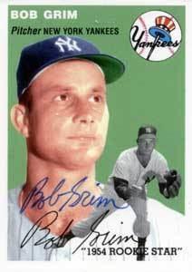Bob Grim (baseball) wwwbaseballalmanaccomplayerspicsbobgrimaut