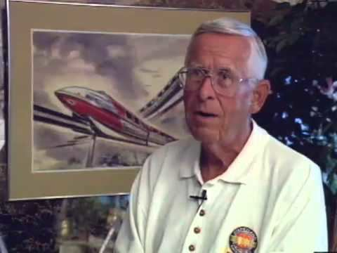 Bob Gurr Extinct Attractions Disneyland Monorail Documentary with Bob Gurr