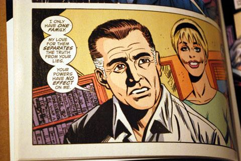 Bob Harras Recalled Comics Universe X Spidey 1 Harras Slander Variant