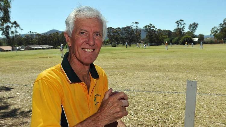 Bob Holland (Cricketer)