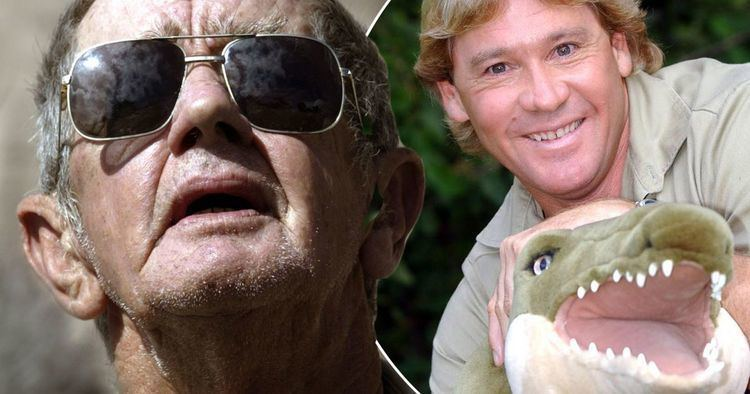 Bob Irwin Steve Irwin39s dad is sad and angered after cameraman
