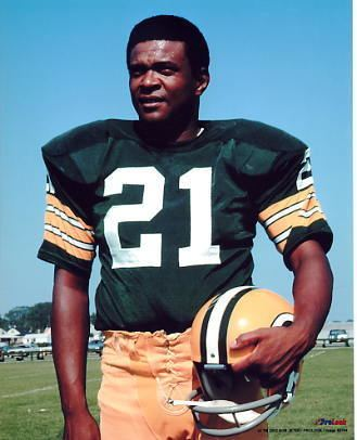 Bob Jeter Bob Jeter 21 was cornerback from 1963 to 1970 Green and Gold