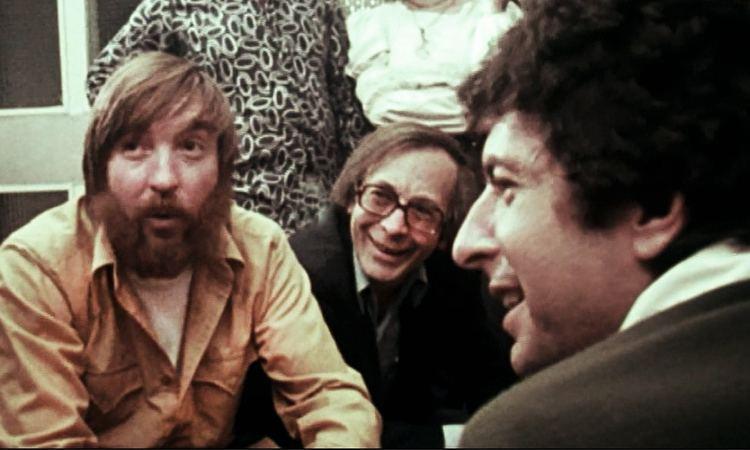 Bob Johnston Leonard Cohen amp Bob Johnston Talk About The 1970 amp 1972