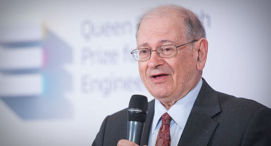 Bob Kahn Robert Kahn Queen Elizabeth Prize for Engineering