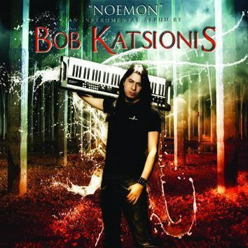 Bob Katsionis Bob Katsionis Noemon Reviews Encyclopaedia Metallum