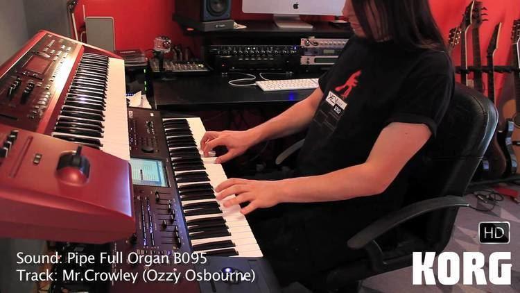 Bob Katsionis KORG KRONOS High Quality recording by Bob Katsionis Part1 YouTube