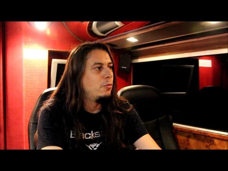 Bob Katsionis Bob Katsionis of Firewind Interview Taster YouTube