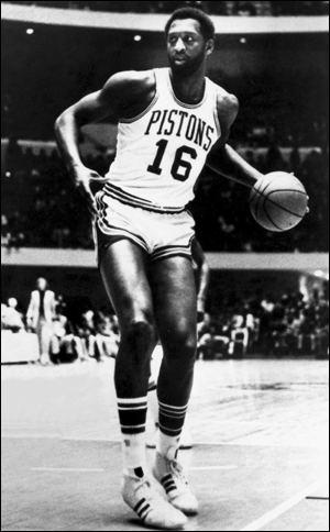 Bob Lanier (basketball) Laniers Big Feet er Feats THE OFFICIAL SITE OF THE DETROIT PISTONS