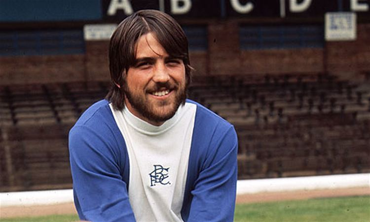 Bob Latchford Darren Bent is the latest in a long line of lone wolves