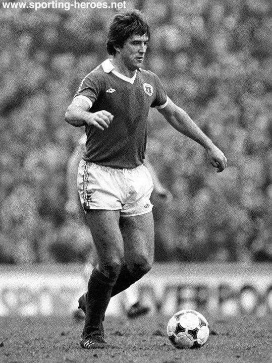 Bob Latchford Bob LATCHFORD League appearances Everton FC