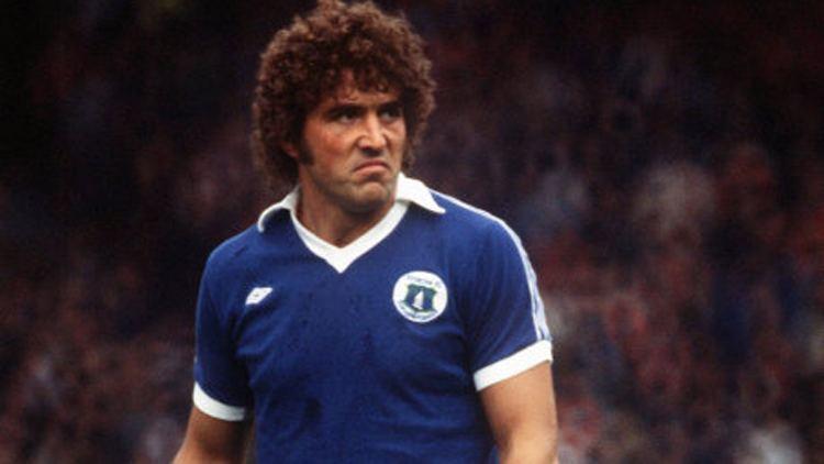 Bob Latchford Bob Latchford Everton Football Club