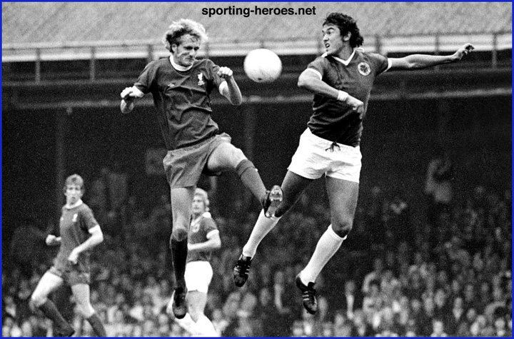 Bob Lee (footballer) Bob LEE League appearances Leicester City FC