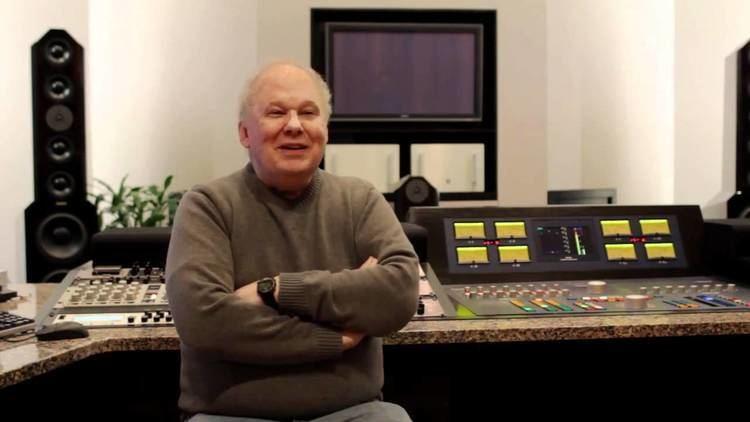 Bob Ludwig Bob Ludwig On Mastering and Pyramix YouTube