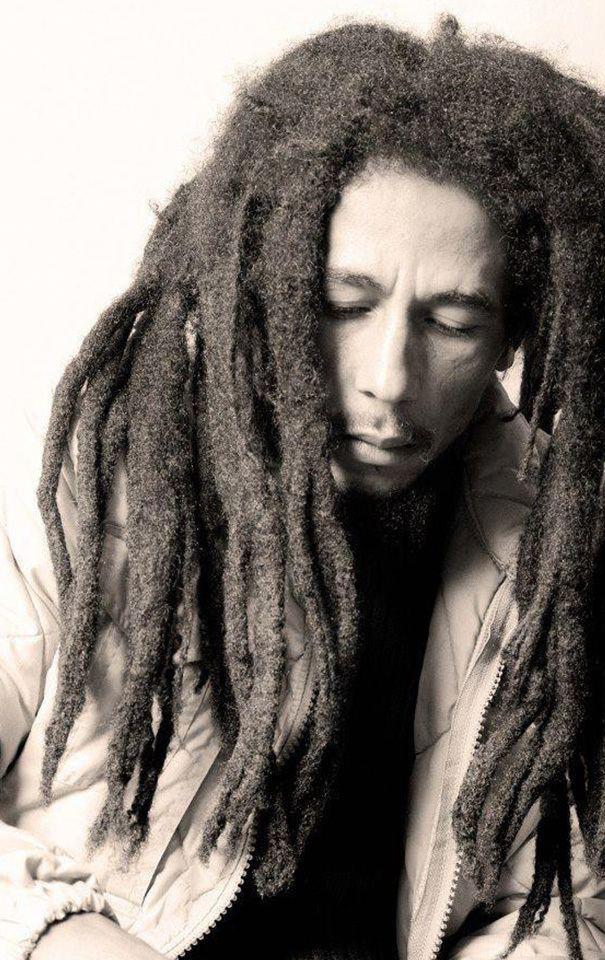 Bob Marley Bob Marley OM born Nesta Robert Marley Jamaican singer