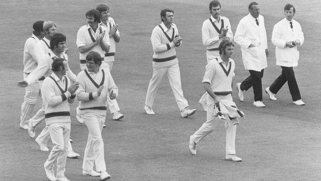 Bob Massie routs England with eight wickets in each innings on his