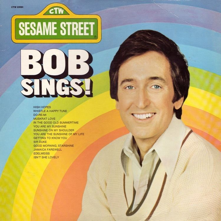 Bob McGrath Bob McGrath from Showadori to Sesame Street The