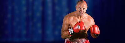 Bob Mirovic Big Bob Mirovic the Australian Croatian Boxer Australian champion