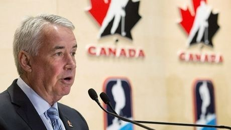 Bob Nicholson (ice hockey) Bob Nicholson steps down as Hockey Canada boss Hockey CBC