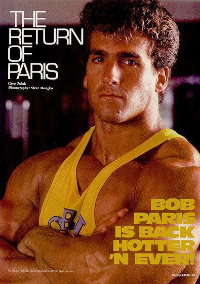 Bob Paris The Return of Bob Paris
