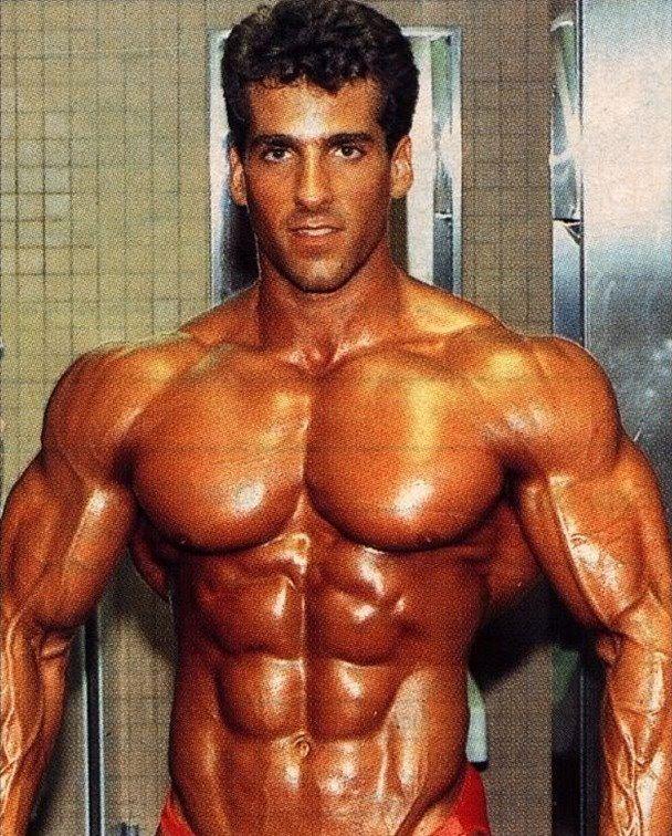 Bob Paris Bob Paris39 extremely aesthetic build bodybuilding