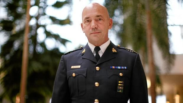 Bob Paulson New RCMP Commissioner sets out to rebuild trust The