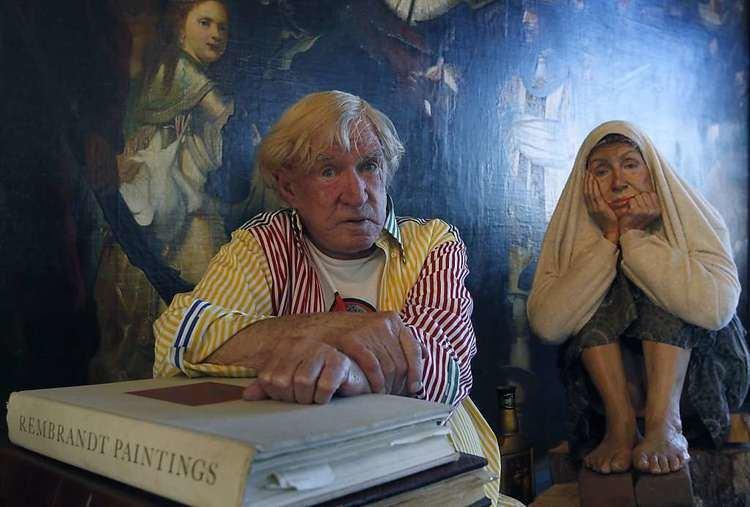 Bob Pritikin Catching up with Bob Pritikin at his museum Houston Chronicle