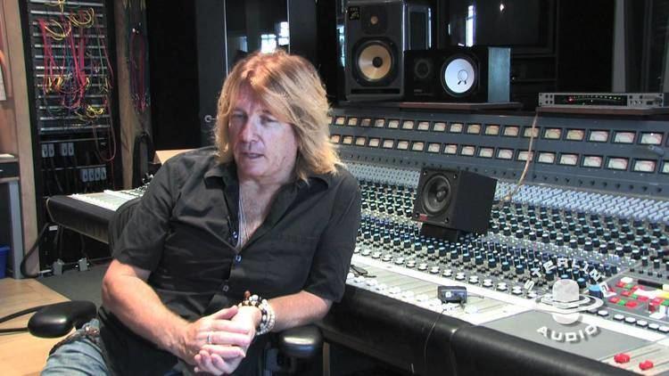 Bob Rock Sterling Audio Legendary Producer Bob Rock YouTube