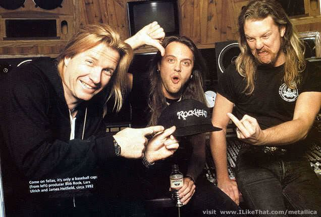 Bob Rock Beyond Metallica The Top Five Bob Rock Productions GearGods