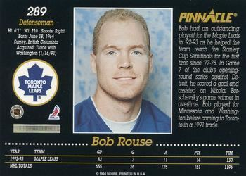Bob Rouse The Trading Card Database Bob Rouse Gallery