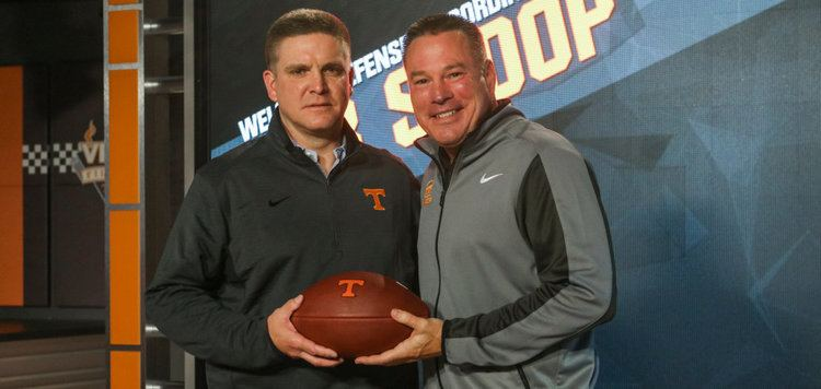 Bob Shoop University of Tennessee Athletics