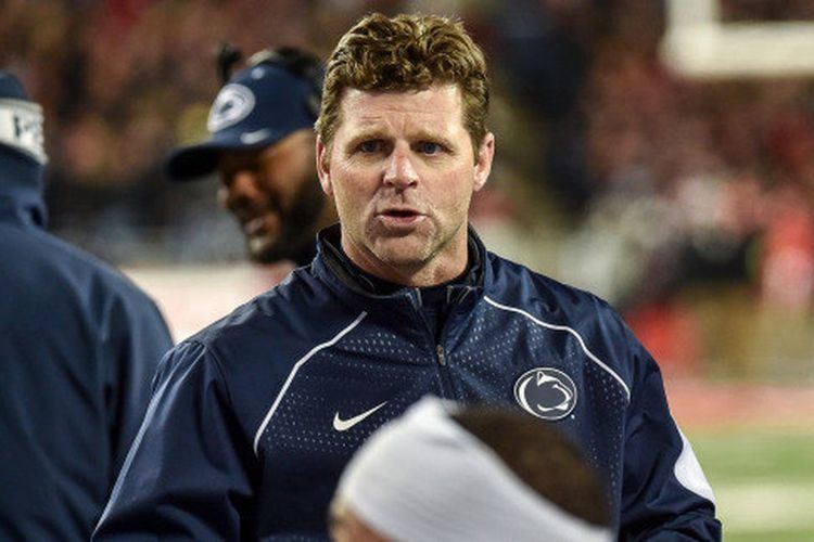 Bob Shoop Penn State Names Brent Pry New Defensive Coordinator Black Shoe