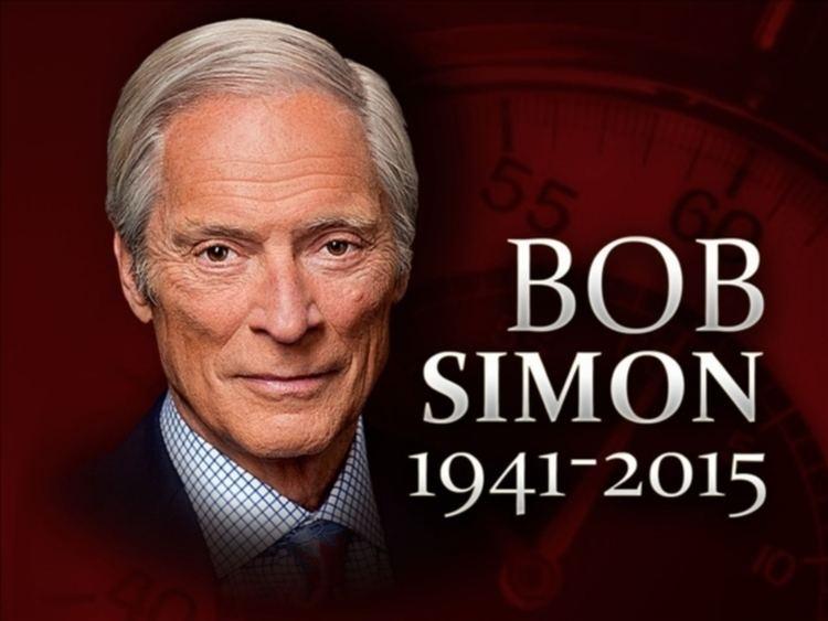 Bob Simon CBS 3960 Minutes39 correspondent Bob Simon dies in car crash