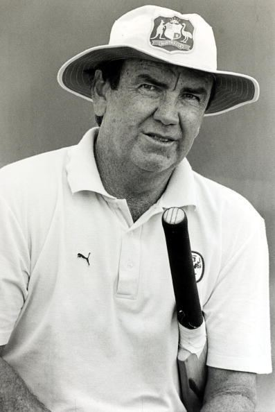 Bob Simpson (cricketer) Debbie Hockley and Bob Simpson to be inducted into the ICC