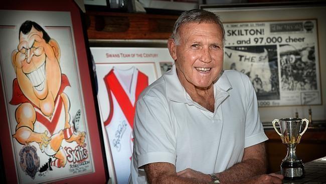 Bob Skilton AFL legend Bob Skilton tells Open Mike an NRL club tried