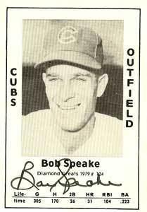Bob Speake wwwbaseballalmanaccomplayerspicsbobspeakea