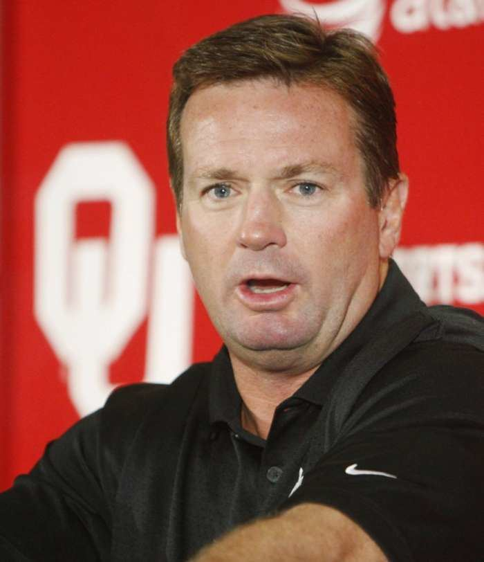 Bob Stoops Battle of Stoops brothers inevitable when Florida State