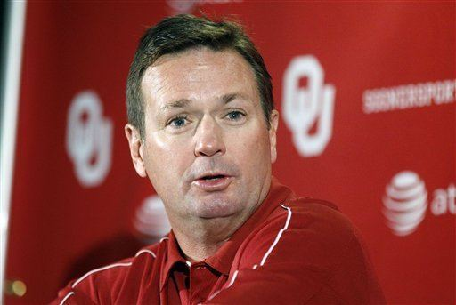 Bob Stoops Another Oklahoma revival emerges